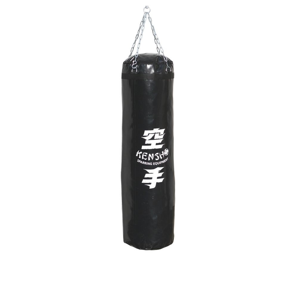 Kensho Punching bag, 120x35 cm, black