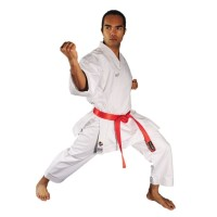 Arawaza Crystal WKF Kata Karate Uniform 140 cm