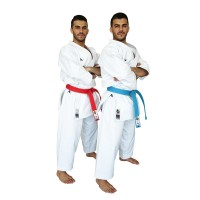 Arawaza Black Diamond WKF Kata Karate Uniform 140 cm