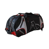 "Arawaza Technical Sport Bag Backpack Black/Red ""S"""