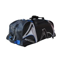 "Arawaza Technical Sport Bag Backpack Black/Blue ""S"""